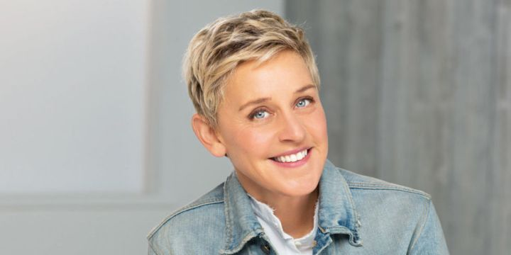 She's Such An Amazing Person: EllenDeGeneres